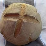 Weizenmischbrot mit Kartoffeln