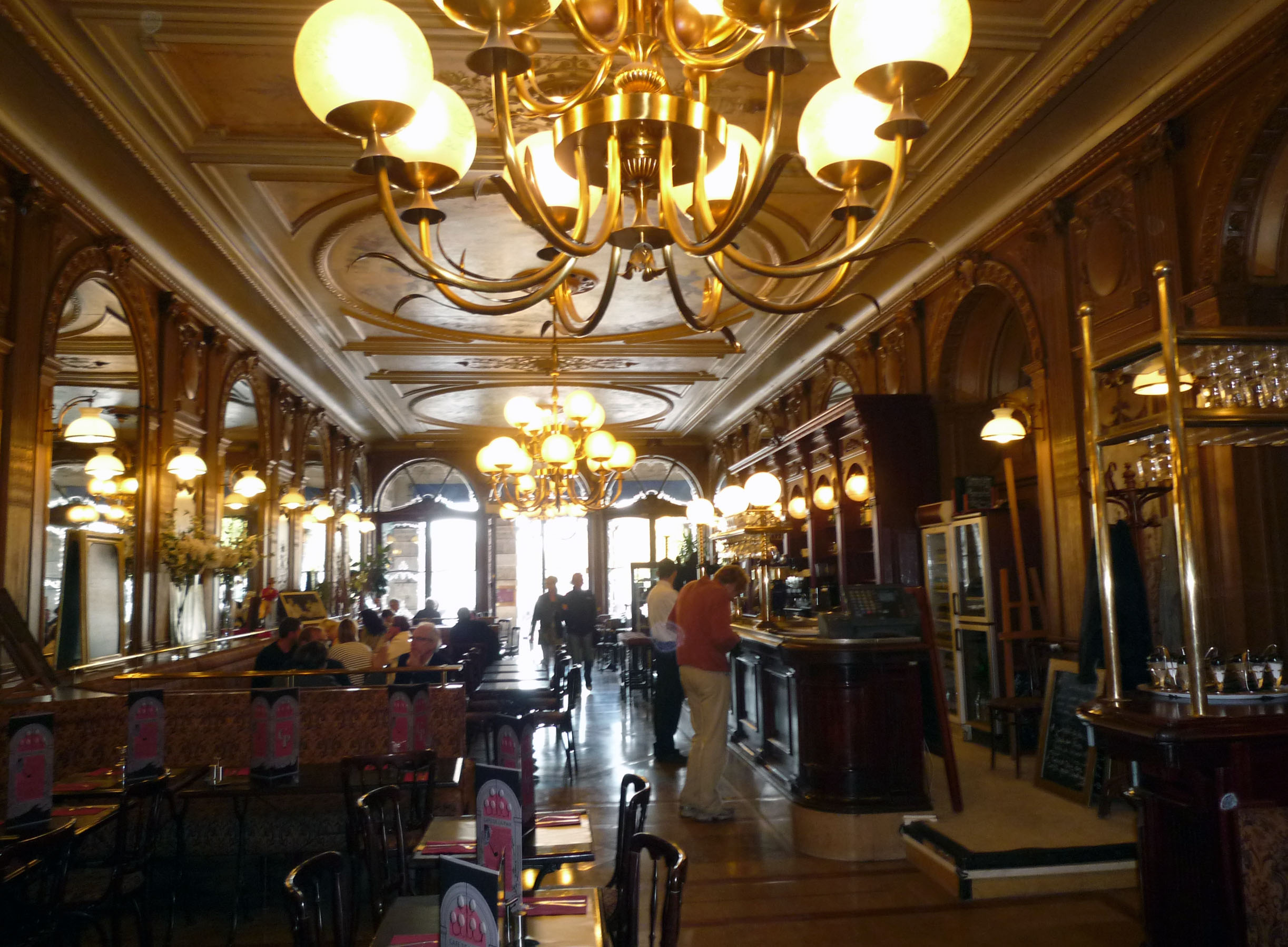 Restaurant Le Vauban Paris