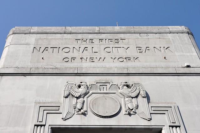 National city bank sucks sorry, that