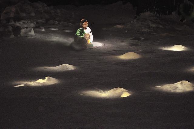 Illuminating Nativity On Tokay >> The Tokay Boulevard Sheep Are Sleeping Under A Blanket Of Flickr