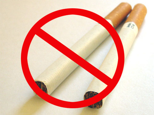say no to cigarettes essay