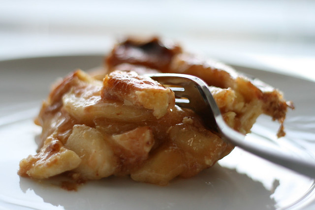 Let Them Eat Apple Pie (For Breakfast)