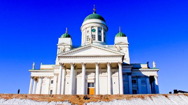 0219 - Finland, Helsinki, Tuomiokirkko HDR