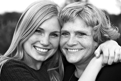 The Schaefers - Daughter and Mom.