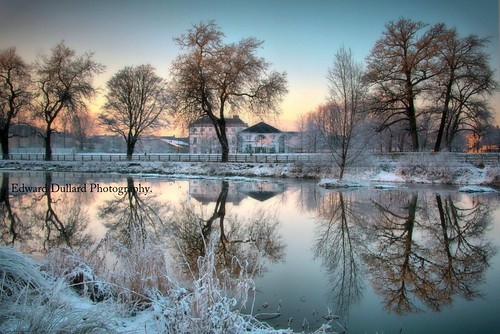 Winterscape.