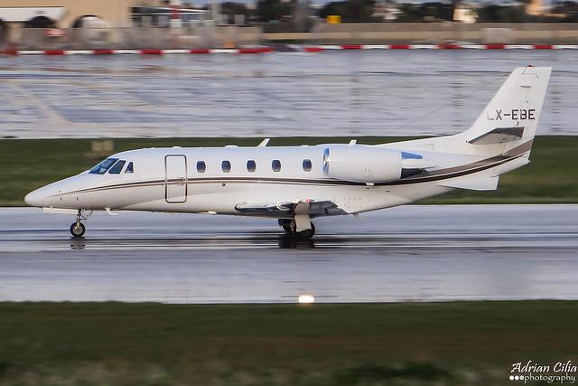Private --- Cessna 560XL, Sony DSC-HX100V