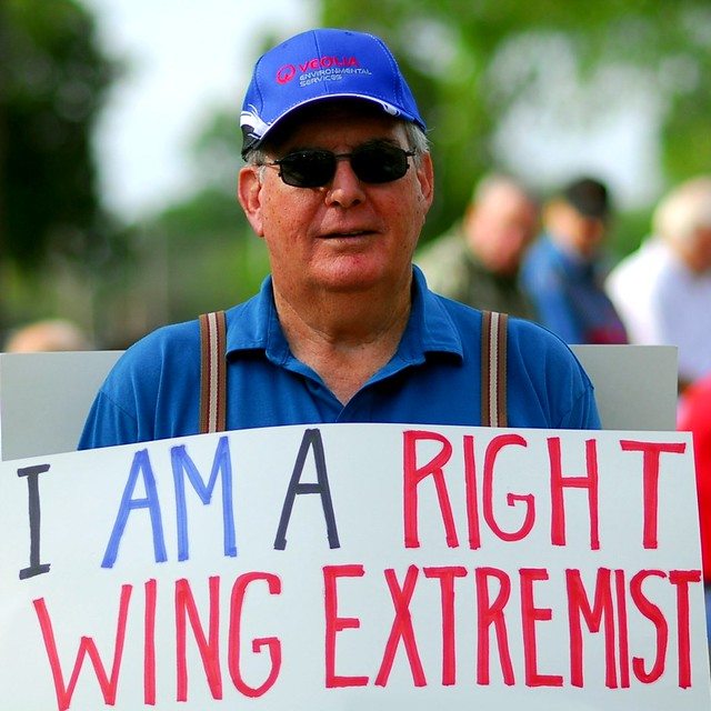 Right Wing Extremist