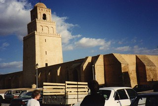 The Great Mosque at Kairouan