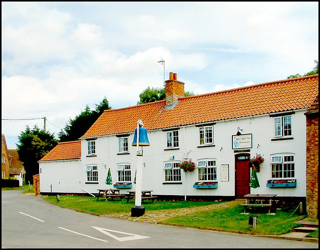 The Blue Bell, Belchford, Lincolnshire