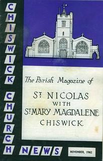 St Nicolas Church, Chiswick