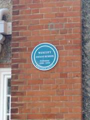 Photo of Blue plaque № 1741