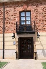 Fachada del Restaurante El Ermitaño
