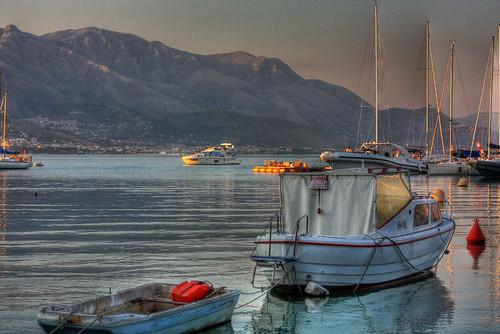 Boats in Gaeta