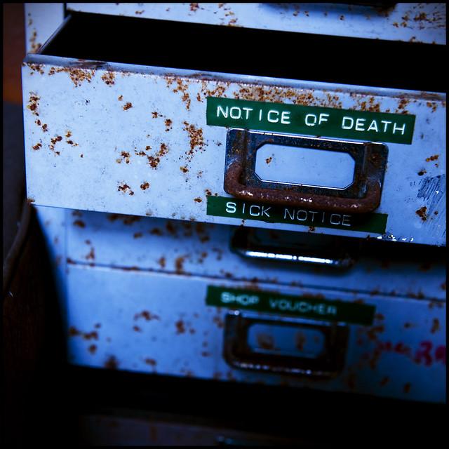 Notice of Death