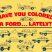 1983 Ford Coloring Book