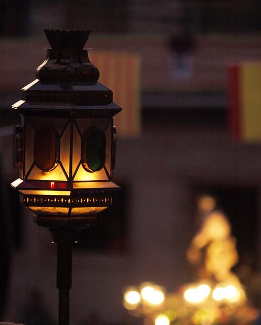 Santo Cristo de la Columna de Mallen. Fiestas de Mallen 2009. Zaragoza.