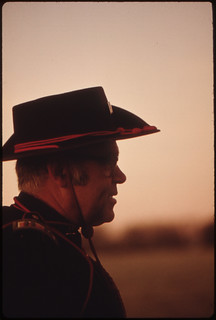 A Member of the New Ulm Battery, One of the Major Historical Heritages of New Ulm, Minnesota ..., 10/1974