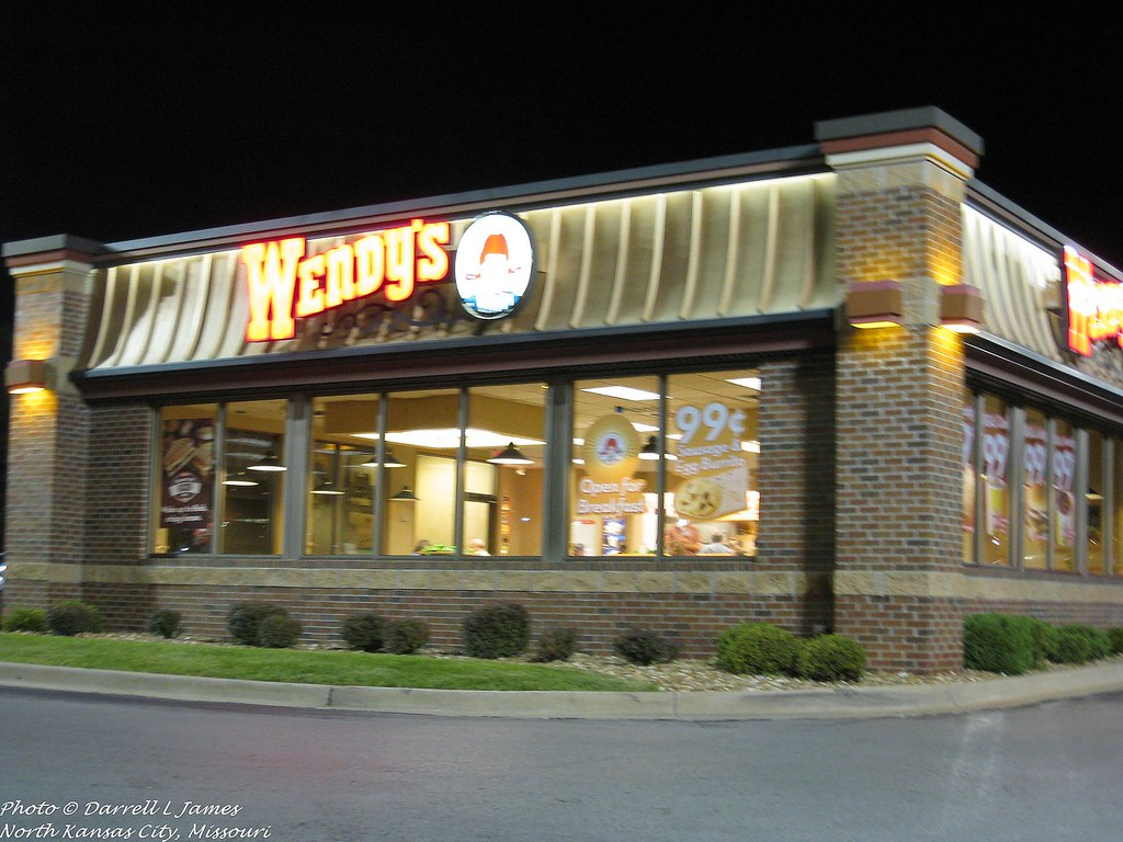 Wendy's, 92nd & North Oak wm