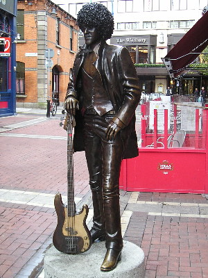 Phil Lynott photo