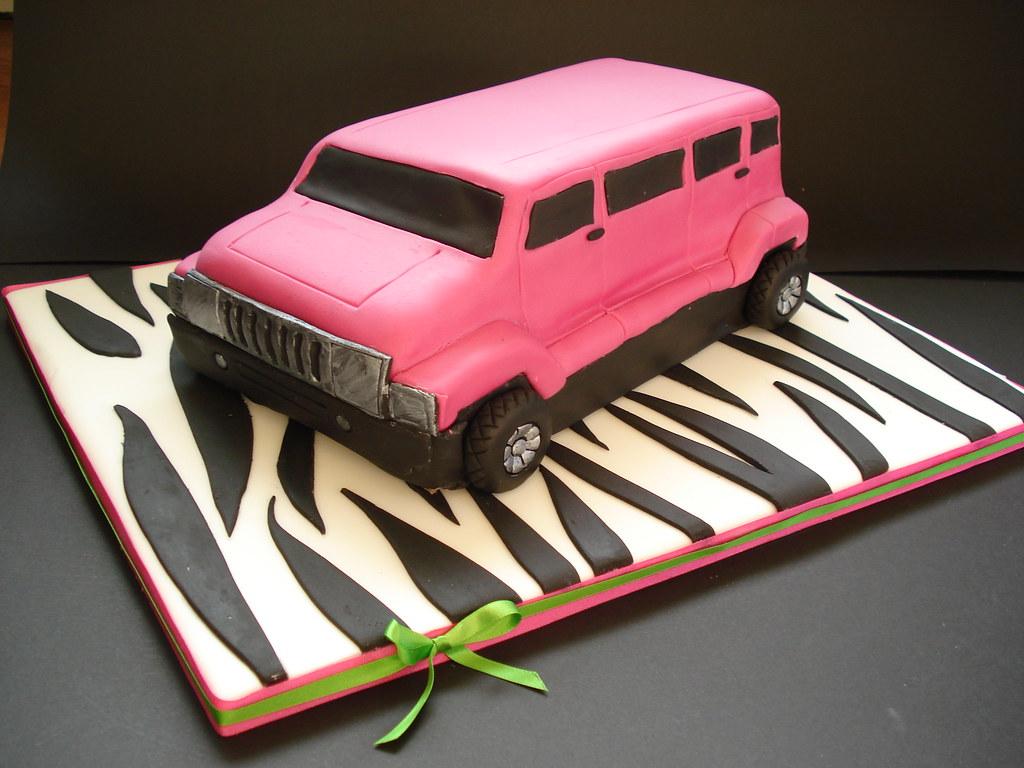 Hummer Cake Images