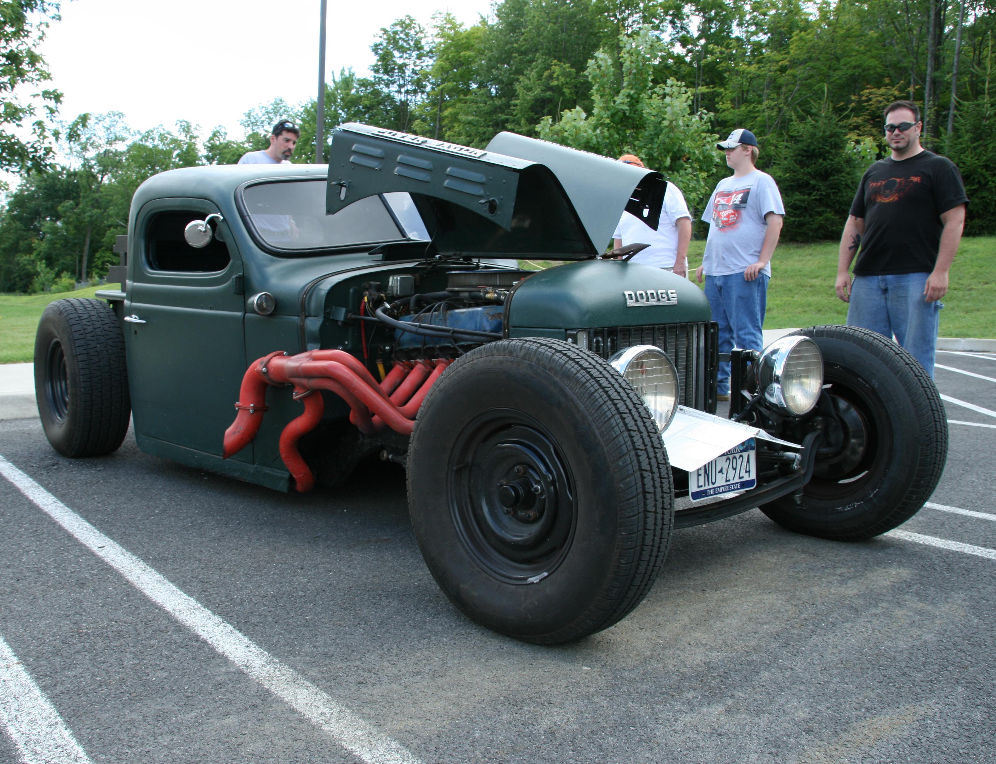 1946 Ford Rat Rod Truck