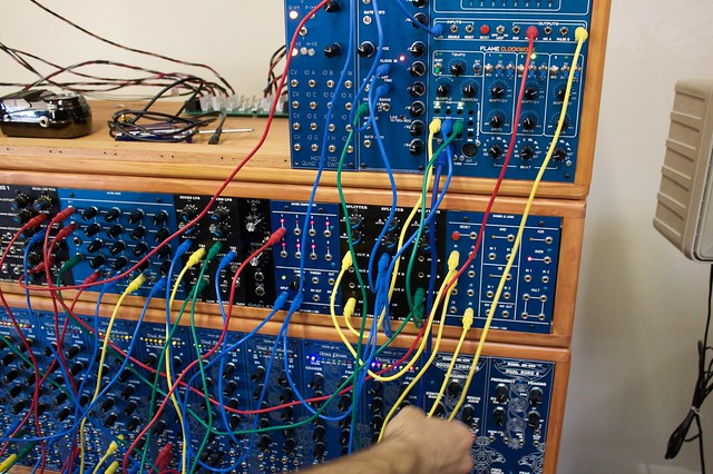 Analog Synth Meeting