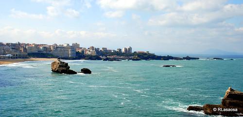 Biarritz by Rufino Lasaosa