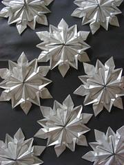 Snowflakes (Design by Dennis Walker)