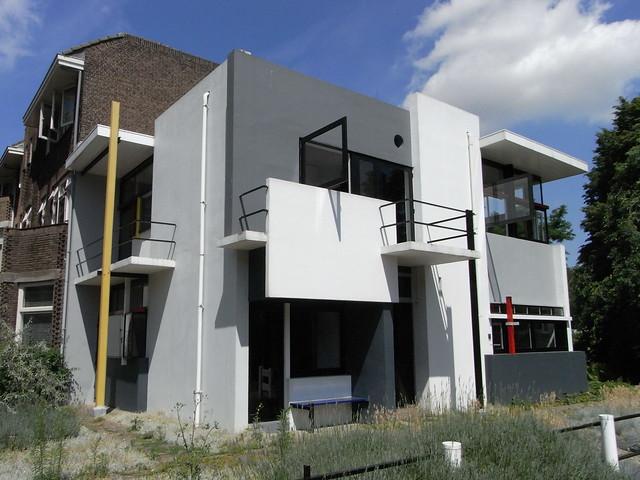 Rietveld-Schröder House
