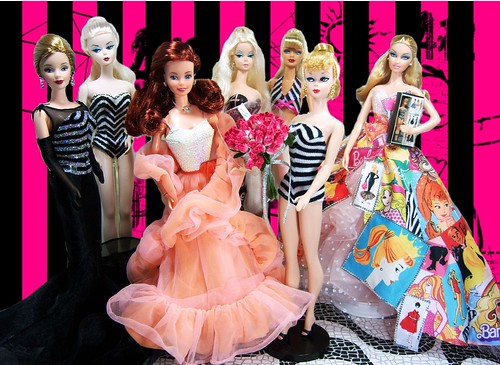 Happy Birthday Barbie by Sartoria Gigi