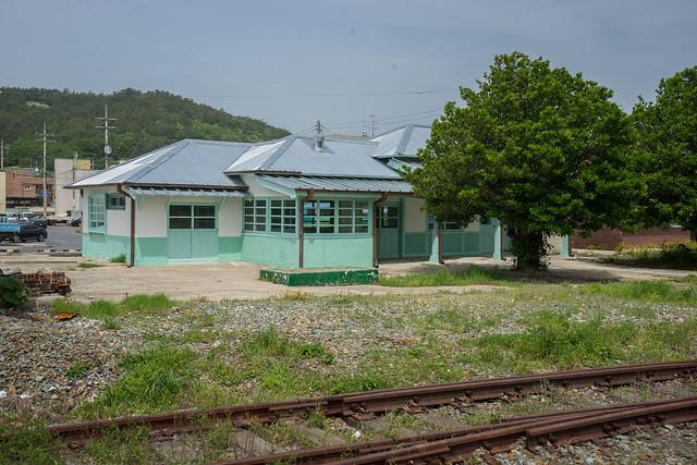 Yulchon Station, Yeosu, South Korea