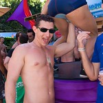 Gay Lesbian Center Pool Party Benefit 071