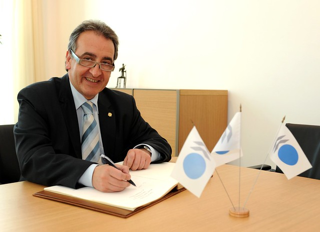Jaume Bartumeu Prime Minister Of Andorra Flickr Photo