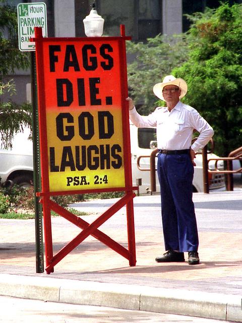 Fags Die