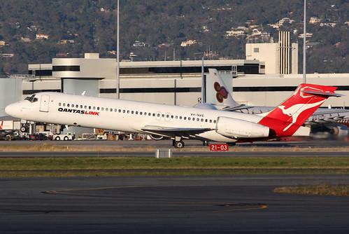 QantasLink Boeing 717-23S