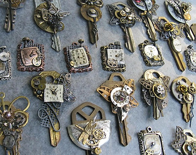 Ring In The Steampunk Decor To Pimp Up Your Home: Flickr - Photo Sharing
