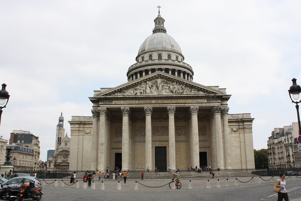 Panteón - París