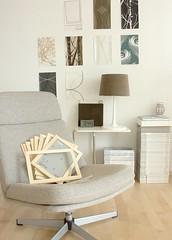 creating the reading corner