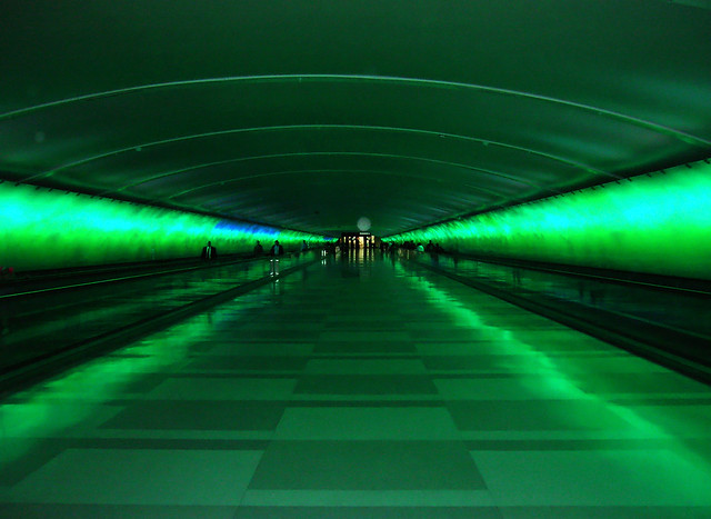 Airport Tunnel