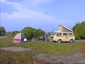 Vw California Camper >> Doran Beach Campground | Back when I had the VW camper van a… | Flickr - Photo Sharing!