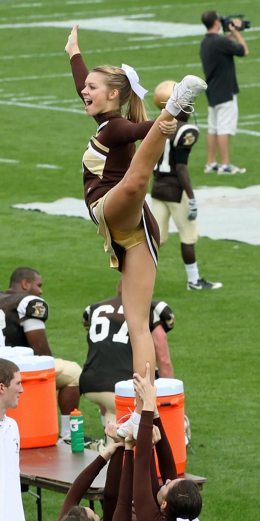 college cheerleader Amateur