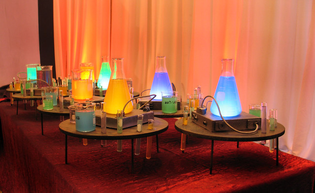 Centerpiece For Home Quiz : Test tube centerpieces flickr photo sharing