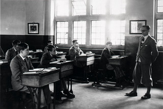 Classroom from British National Archives
