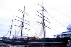 sailing ship, schooner, vehicle, ship, windjammer, training ship, full-rigged ship, mast, barquentine, tall ship, watercraft, flagship, barque,