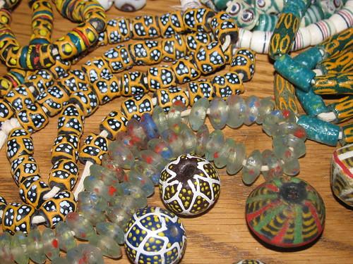 Ghanan Trade Beads