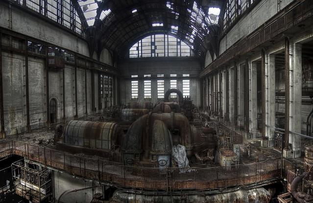 R Power Plant