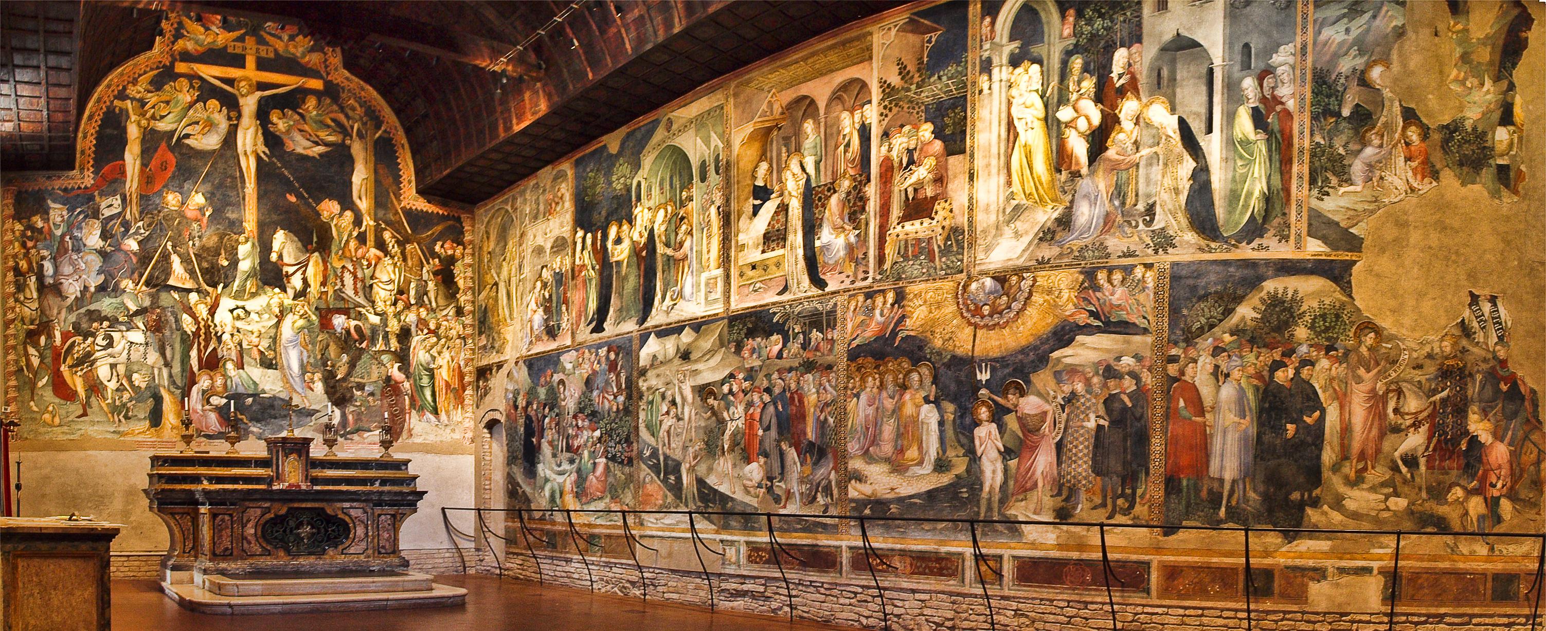 Urbino Italy Pictures Painting in Urbino Italy