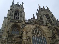 York. England.