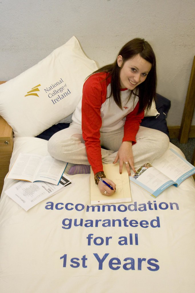 Accommodation Guaranteed for all 1st Year Students