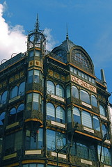 A 'Art Nouveau' Ode to Music, the Musical Instruments Museum in Brussels